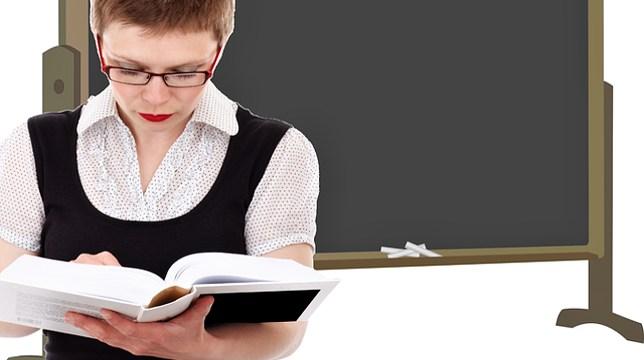 nauczyciel awychowanek