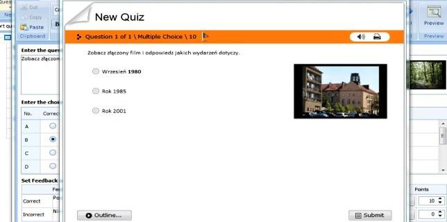 Quiz Kreator