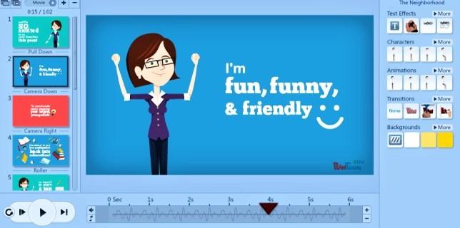 PowToon – Animacje online